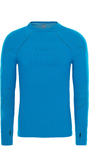 The North Face Flight Pack Hardloopshirt korte mouwen Heren blauw